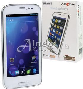 Harga Android ICS Phone Advan Vandroid S5 Smart Note IPS