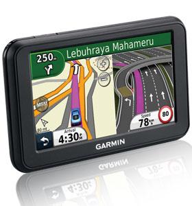 GPS Map Navigator Garmin Nuvi 40LM