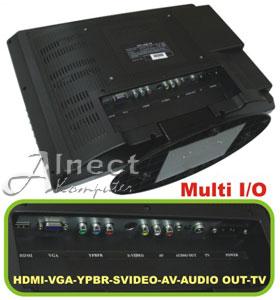 Monitor LCD TV 21
