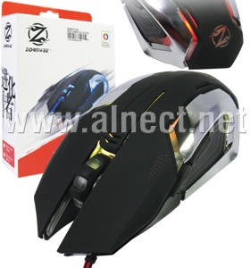 Jual Mouse Gaming Backlit Zornwee Z035 Colorful - Mouse Gaming - Alnect Komputer Web Store