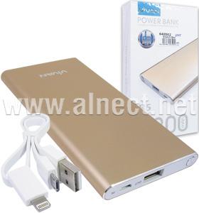 Jual Portable Power Bank Vivan B5 5200mAh - Portable Power Bank - Alnect Komputer Web Store