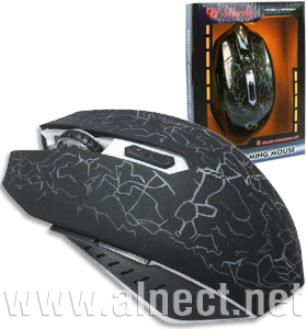 Mouse Gaming USB Sturdy GM038 Rainbow