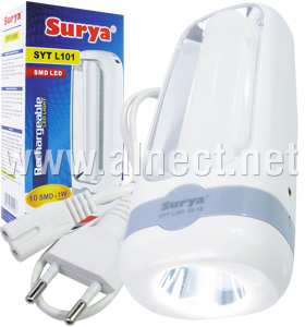 Jual Lampu Emergency SMD LED Surya SYT-L101 - Lampu LED (Emergency) - Alnect Komputer Web Store
